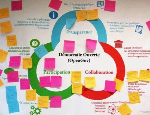 Atelier ce 25 septembre : La démocratie participative, quésaco ?